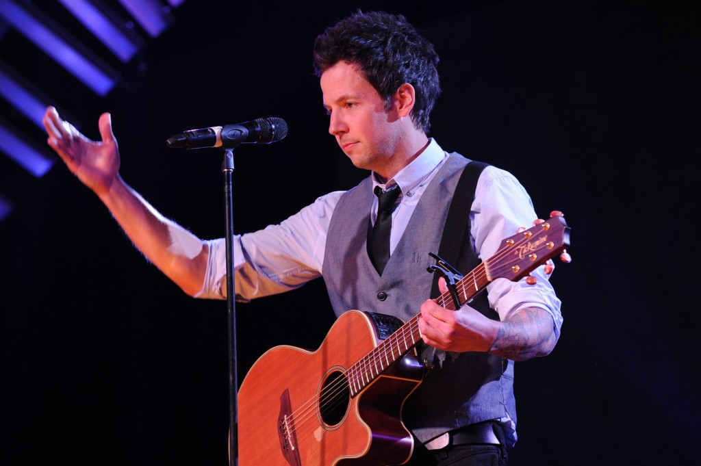 Pierre Bouvier, A Simple Plan | Photo: Grant W. Martin