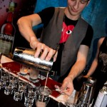 "Rob Renda, BartenderOne and College Street Bar ""Over-'C's"""