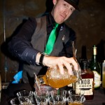 "Sam Dalcourt, Knob Creek, making ""Clermont Affair"""