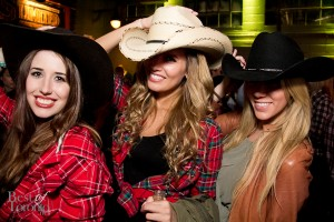 Party photos from Saddle Towne