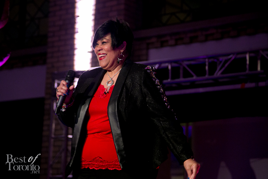 "Martha Wash, ""The Original Weather Girl"""