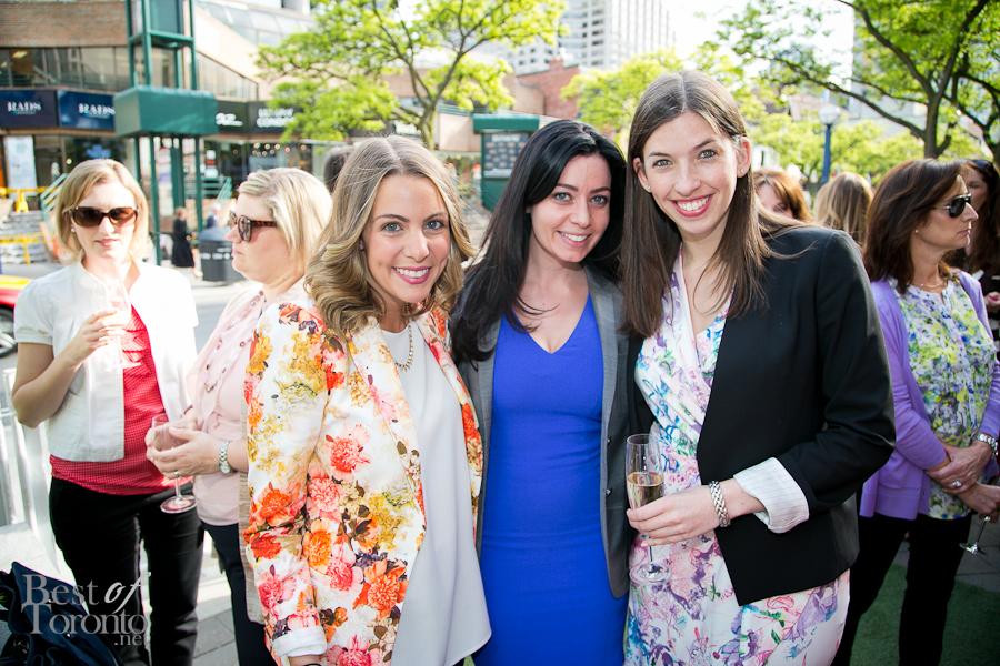Ashley Steinhauer, Melissa Campisi, Lauren Winberg