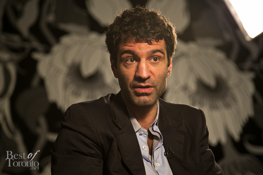 Jorn Weisbrodt, Luminato's Artistic Director