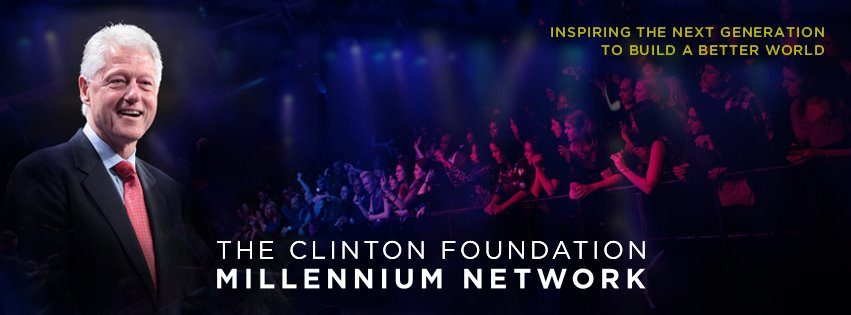 clinton-foundation-millennium-network-banner
