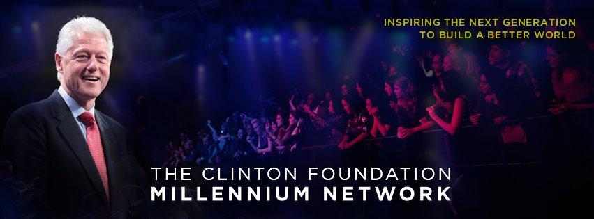 clinton-foundation-millennium-network-banner
