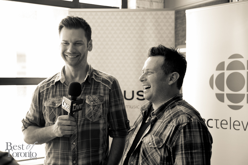 Emerson Drive (with 2 nominations this year including Group or Duo of the Year) will be performing live at the 2013 CCMA Awards Broadcast on Sept 8, 2013