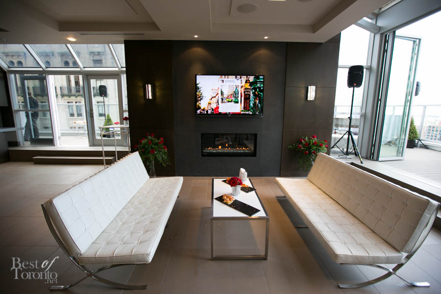 The New Executive Suite at One King West: The Fifteen Hundred