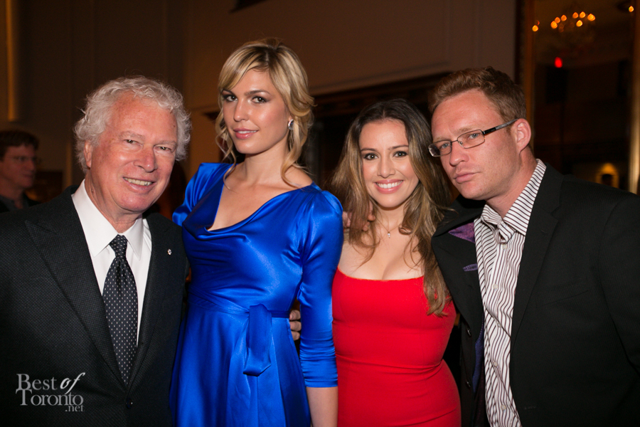 "Ken Taylor, Elena Semikina (Executive Producer of ""Our Man in Tehran""), Brittney Kuczynski, Jonathan Black"