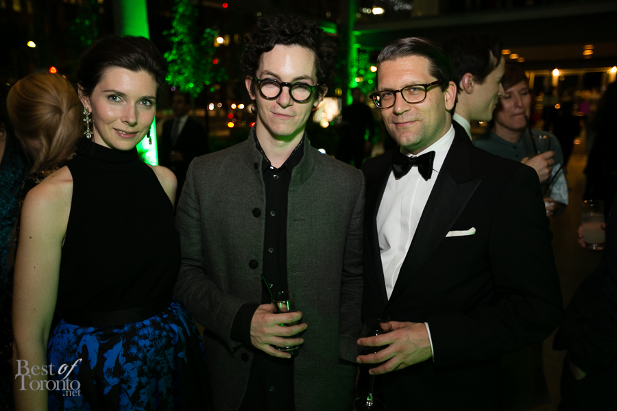 Jeremy Laing (fashion designer), Alexander Neef (Canadian Company Company's general director)