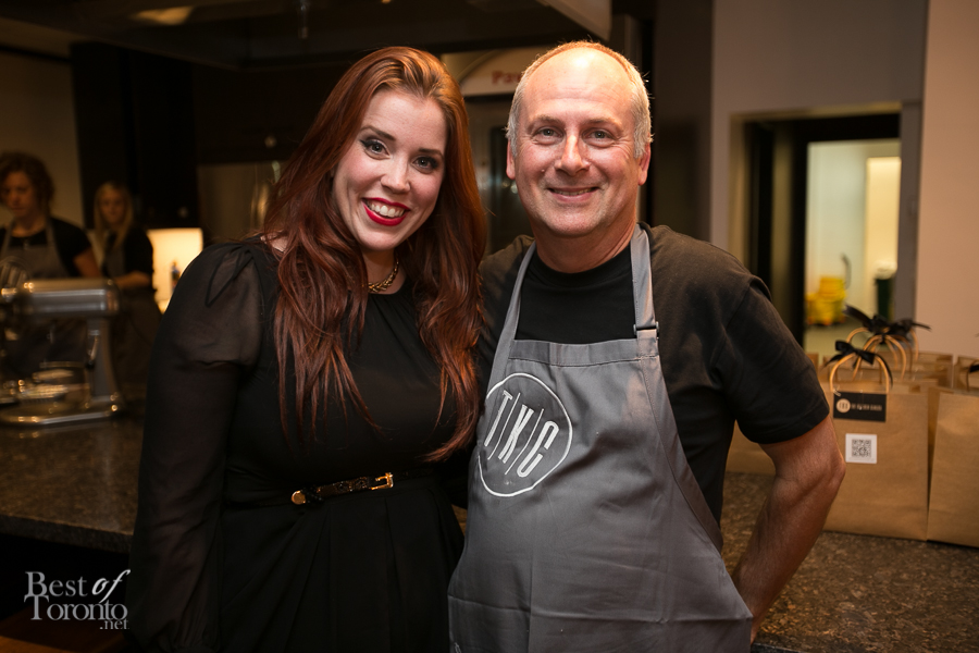 Blair Lawrence (TKC), Chef John Placko