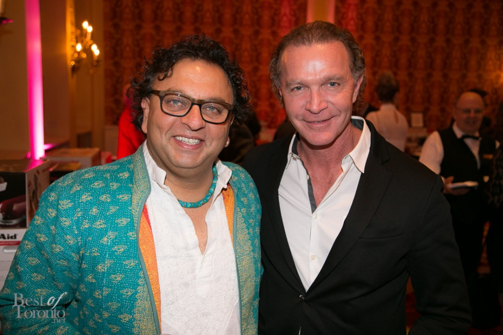 Top chefs: Vikram Vij, Mark McEwan
