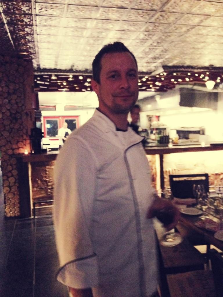 Chef Mani Binelli