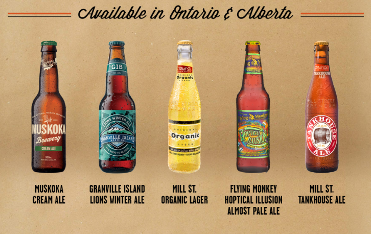 If you haven't heard of any of these beers, then I'm sorry, we can't be friends.