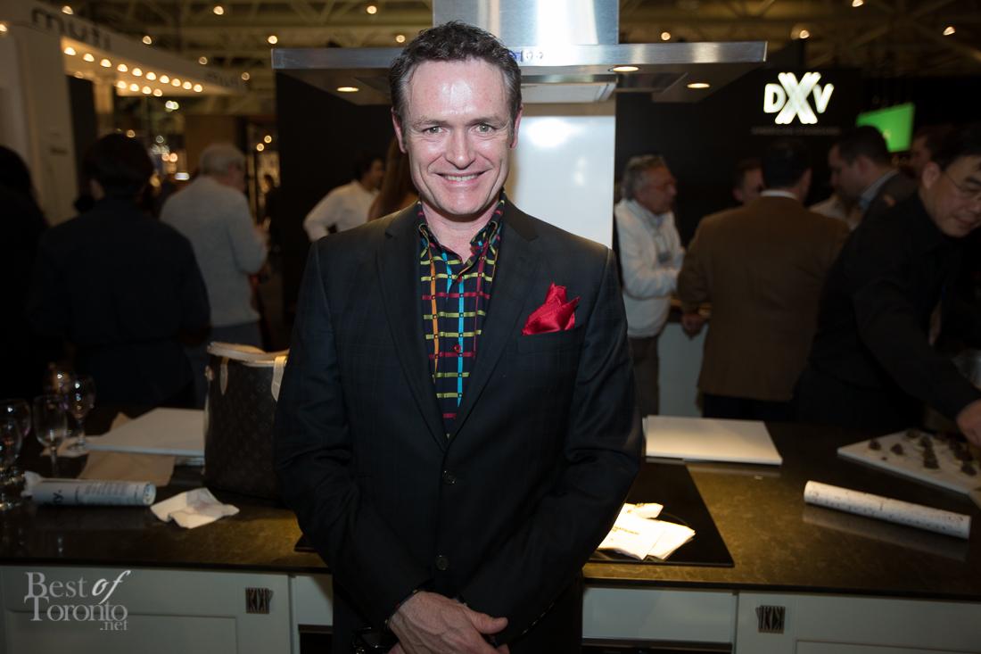 Glen Peloso, celebrity interior designer