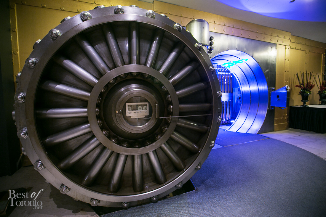 The Vault at One King West