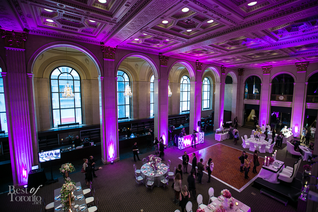 A Look At One King West For Weddings And Events Best Of Toronto