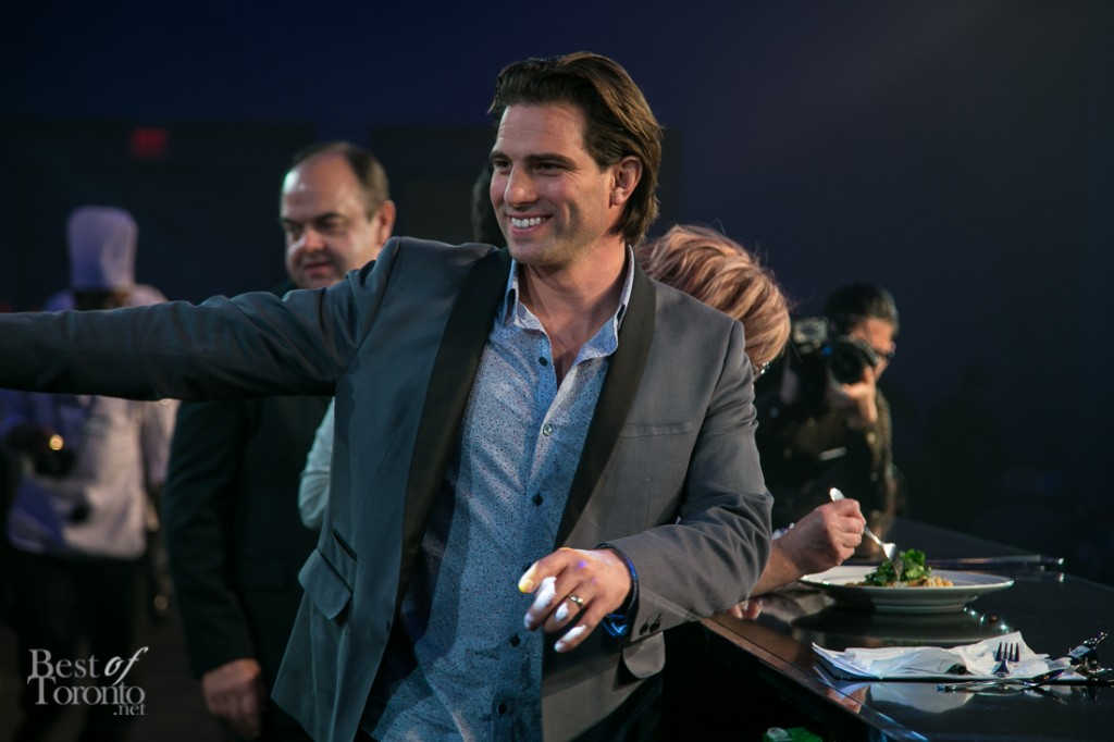 Check out that smile on Scott McGillivray