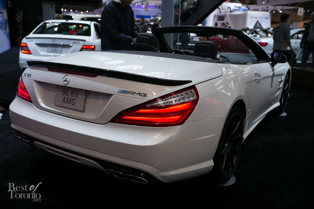 Mercedes-Benz 2014 SL 63 AMG Roadster