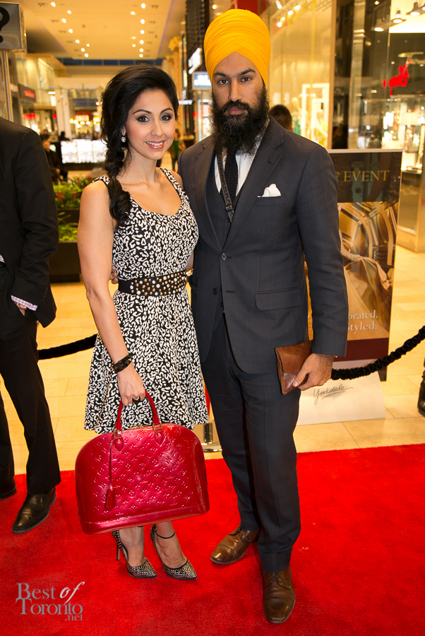jagmeet singh girlfriend Federal new democratic party leader jagmeet singh, 38, proposed to girlfriend gurkiran kaur sidhu, 27, at a private party tuesday night just.