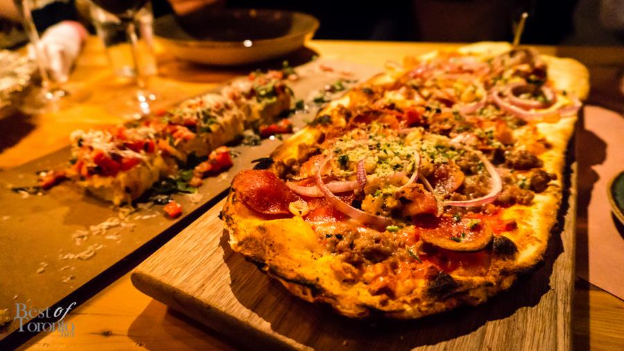 Best After Bar Food Toronto