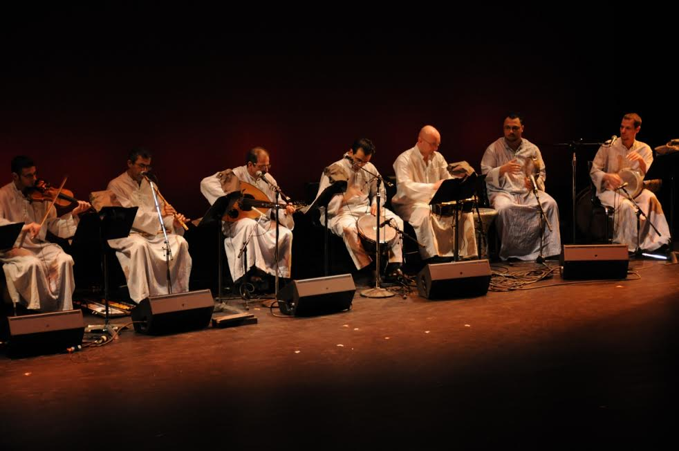 Arabesque orchestra on stage | Photo: ClutchPR