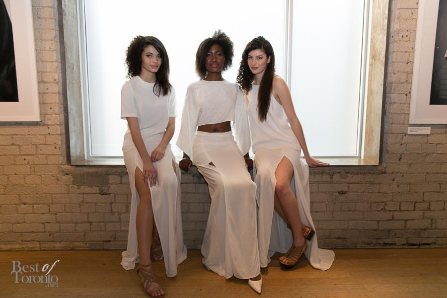 Aveda Canada Models   Photo: Nick Lee