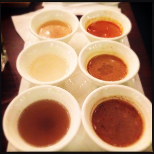 6 original broths by WonderPho