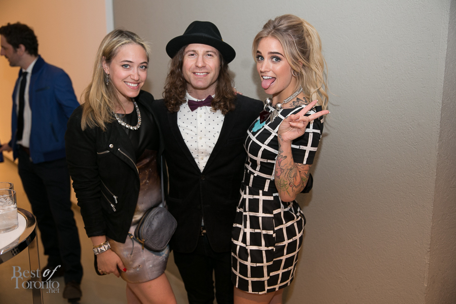 Yael Kanter, Dan Kanter, Phoebe Dykstra | Photo: Nick Lee