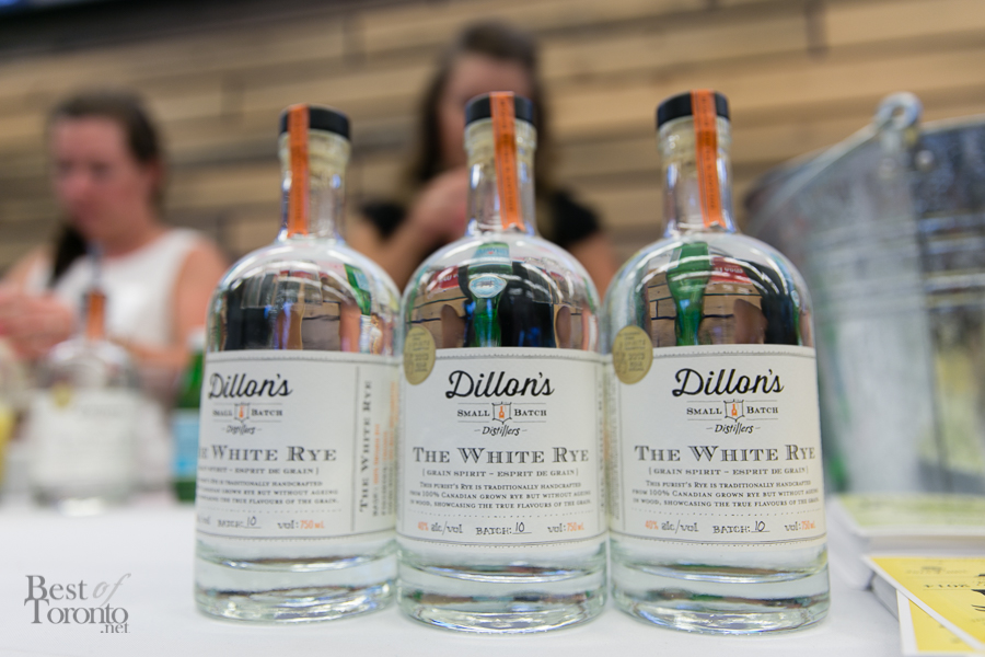 Dillon's Small Batch - The White Rye