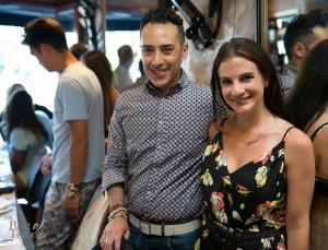 Tarek Al-azbat, Valerie Starchurski
