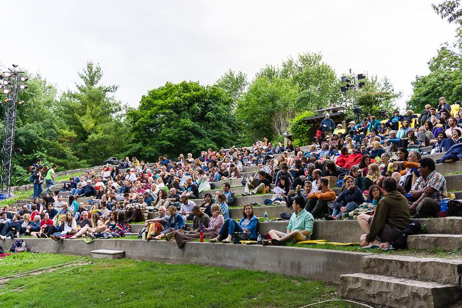 High Park Amphitheatre | Photo: Nellie Chen