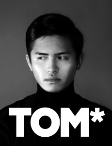 Danyl Genecira, TOM* Magazine, Editor-in-Chief
