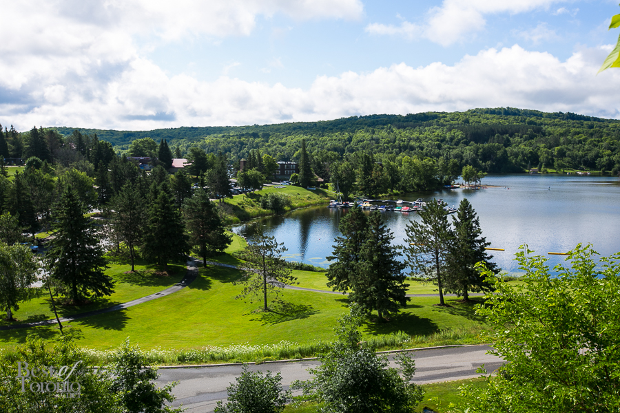Brunch with a view at Eclipse Restaurant at Deerhurst Resort