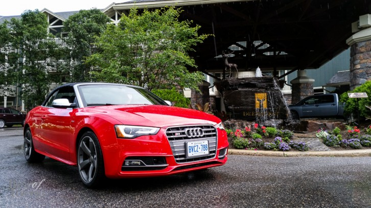 My U201cS5 Roadtripu201d To Muskoka With The Audi S5 Cabriolet