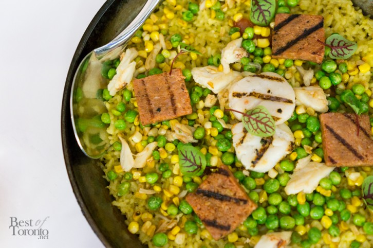 Market Paella | Photo: John Tan