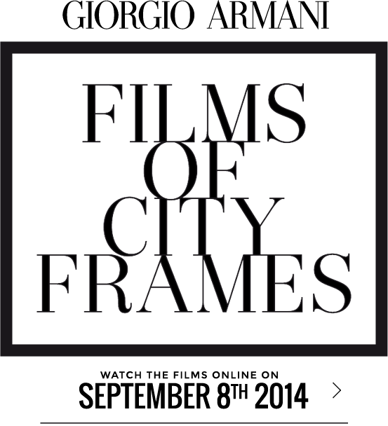 Giorgio Armani\'s world premiere of Films of City Frames makes a ...