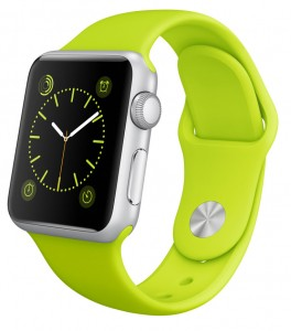 Apple Watch, Sport | Photo courtesy of Apple
