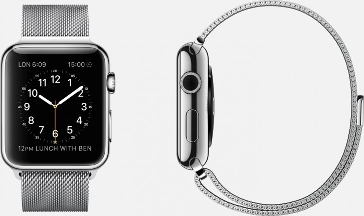 Apple Watch | Photo courtesy of Apple