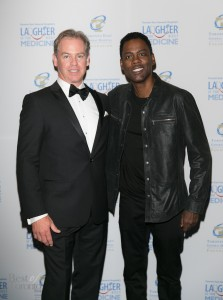 Michael Geddes, Chris Rock