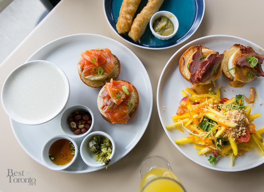 A Delicious Take On Brunch At Linda Modern Thai Best Of