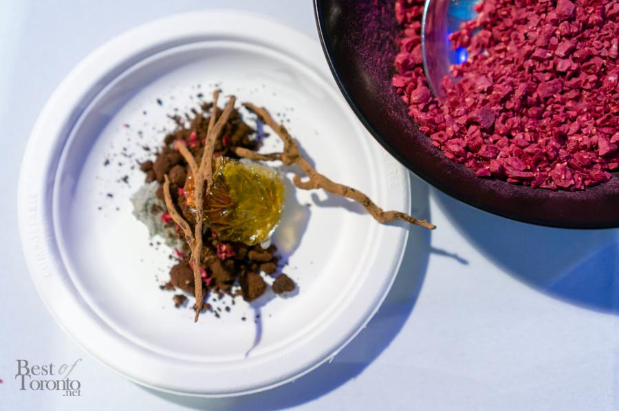 A Taste of Fall, Chef Ivan Tarazona of Celestin