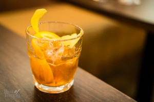Vanilla Old Fashioned | Photo: John Tan