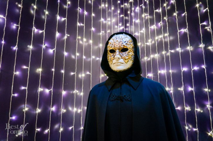 Eyes Wide Shut, Stanley Kubrick Exhibition | Photo: John Tan