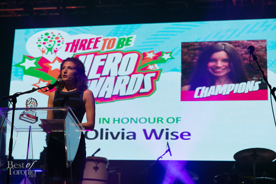 Honouring Olivia Wise who passed away last Nov 2013 at the age 16.