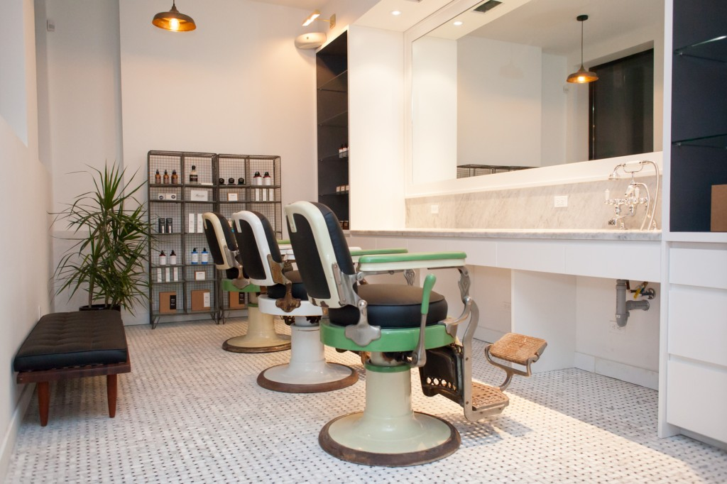 Barbershop | Photo: Frank & Oak