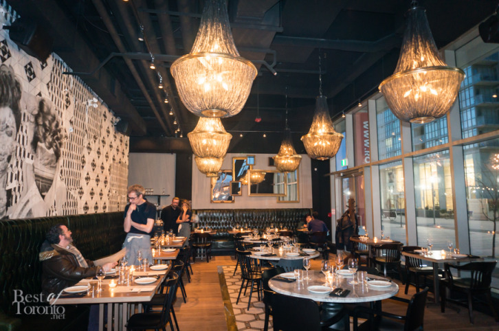 Città Brings Traditional Italian Dining To Cityplace