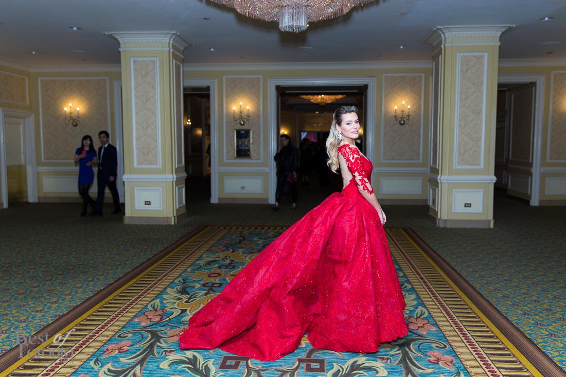 Annual second cafa gala celebrates canadian fashion exclusive photo