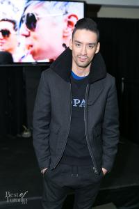 Julio Reyes (Fashionights) at the TD Music Lounge