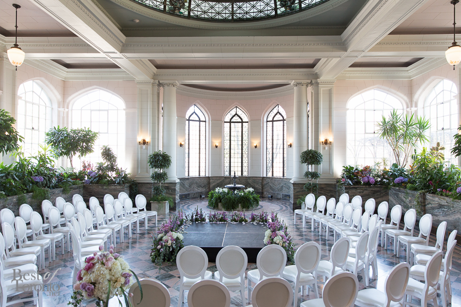 In Photos A Very Special Casa Loma Wedding Best Of Toronto