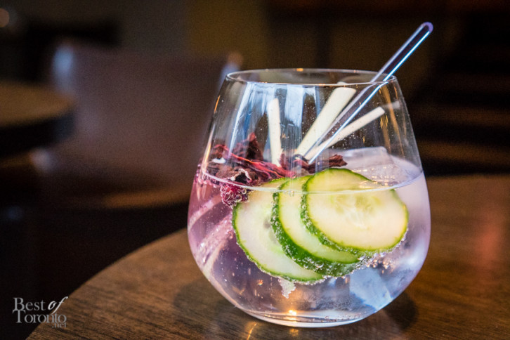 Citadelle Gin & Fever Tree Tonic